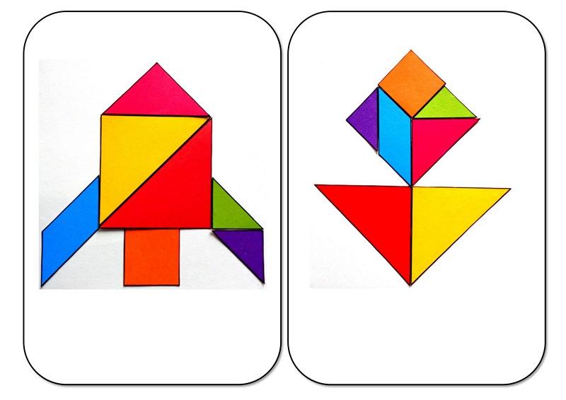creative tangram 4 « funnycrafts