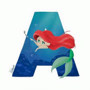 disney learning alphabet  (19)