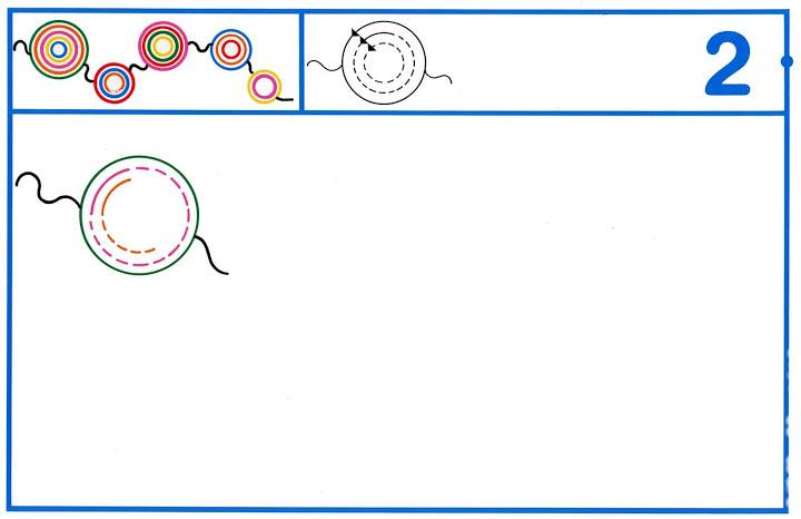 easy pre writing worksheets (7) Â« funnycrafts