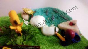 farm theme montessori activities for kids