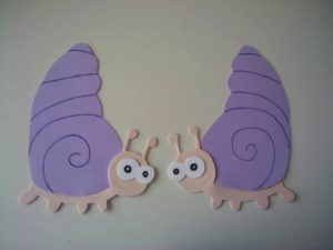 foam Ocean animals craft ideas (2)