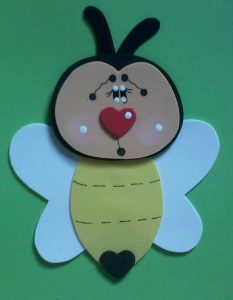 foam butterfly craft for classroom (4)