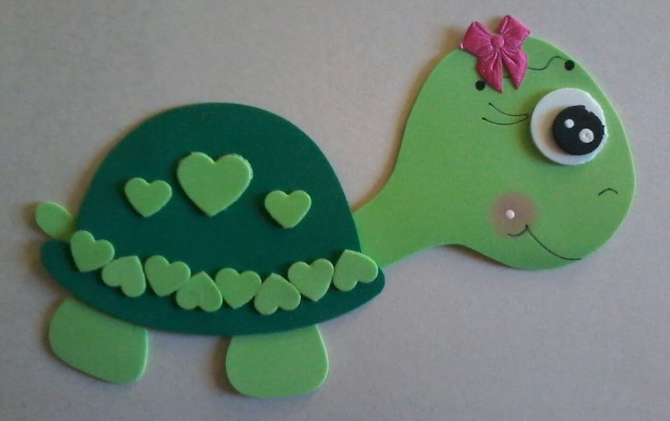 Free Preschool Turtle Craft