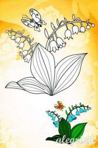 fun flower coloring pages for kids (3)