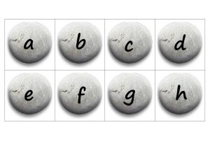 lowercase matching game
