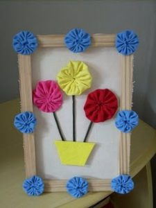 mother's day frames crafts