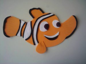 ocean animals fish crafts (3)