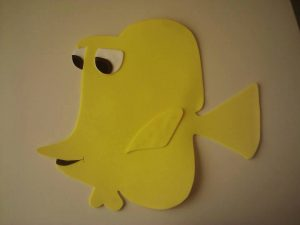 ocean animals fish crafts (5)