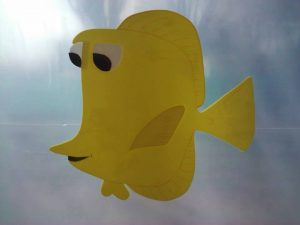 ocean animals fish crafts (8)