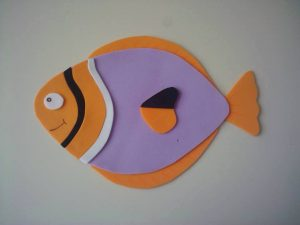 ocean animals fish crafts (9)