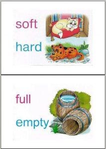 opposites worksheets