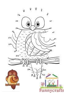 owl dot to dots sheet (2)