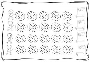 pre writing spirals sheets (7)