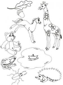 preschool writing worksheets & free printables