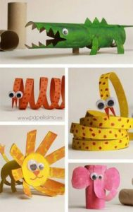 recycled animals craft for kids (1)