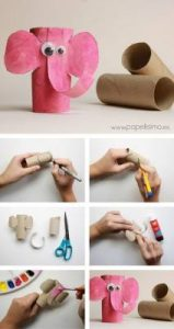 recycled animals craft for kids (3)