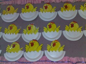 recycled paper plate animals crafts (4)