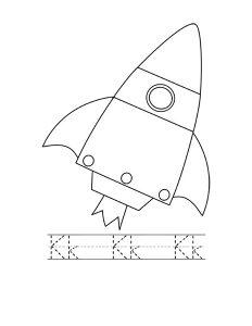 rocket coloring (2)