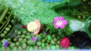 sweet peas and abcs,peas activities for kids
