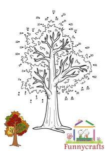 tree dot to dots sheet