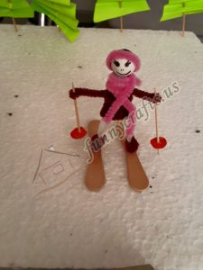 winter craft, craft ıdeas