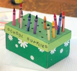 ıdeas for arts & crafts activities using shoe box (1)