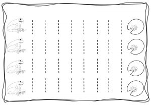 Vertical tracing line sheets (2)