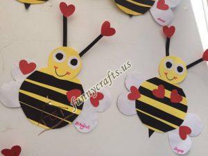 bee door decorations (2)