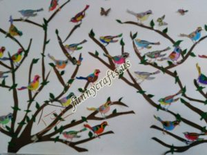 bird themed wall decorations for school (1)