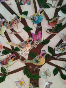 bird themed wall decorations for school (3)