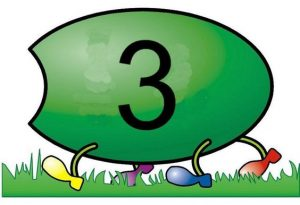 caterpillar number  cards (7)