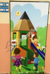door decorations for first grade (2)