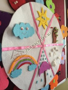 felt weather craft ideas (1)