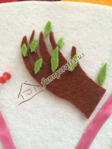 felt weather craft ideas (3)