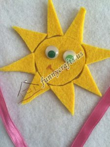 felt weather craft ideas (9)