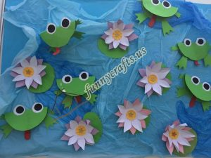 frog craft project (1)