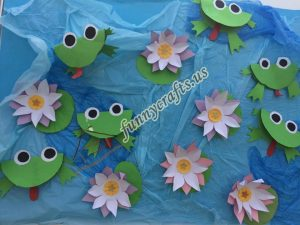 frog craft project (2)