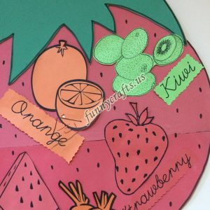 fruits wall decorations for kids (5)