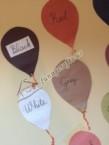 learning color wall  decorations (2)