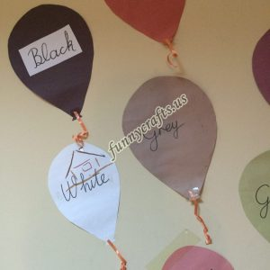learning color wall  decorations (4)