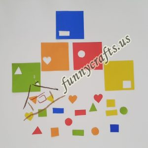list of shapes activities