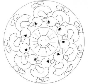 mandala coloring pages (1)
