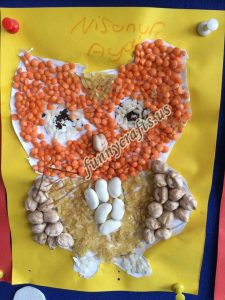 owl seed craft for children (8)