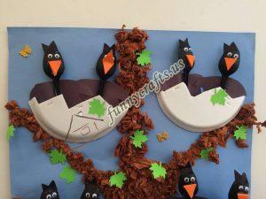 paper plate bird crafts (1)