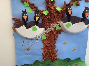 paper plate bird crafts (2)