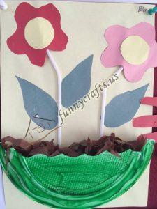 paper plate flower craft ideas (2)