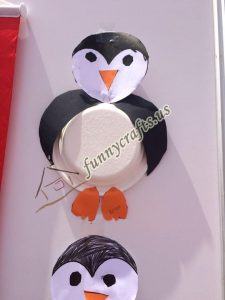 paper plate penguin craft for kids (2)