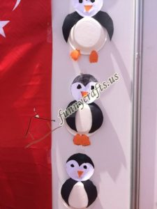 paper plate penguin craft for kids (6)