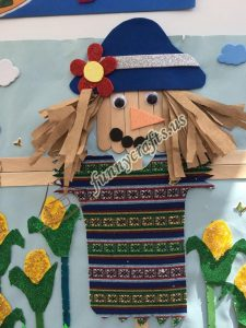 pop sticks scarecrow craft (3)
