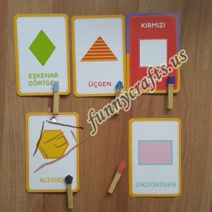 preschool and kindergarten shapes lessons, activities, and crafts